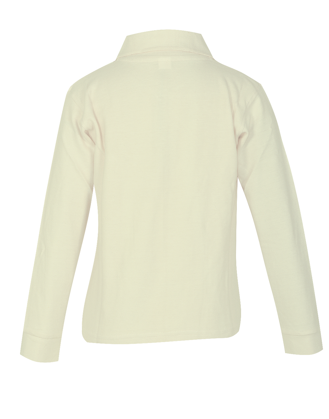 a786578b640d Gkidz Infants Long Sleeve Solid Cotton T Shirt (INF-BOYS-LSLV-POLO-WHITE)